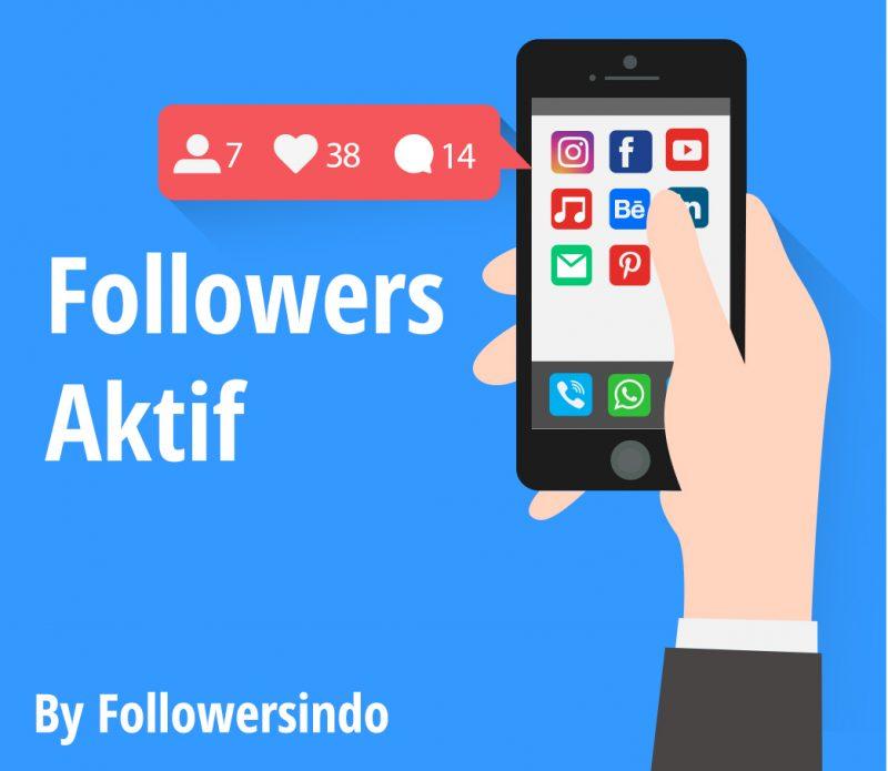 Cara Mudah Mendapatkan Followers