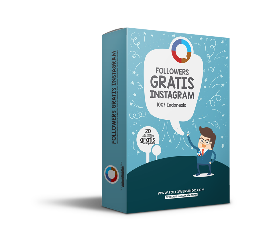Followers gratis instagram followersindo