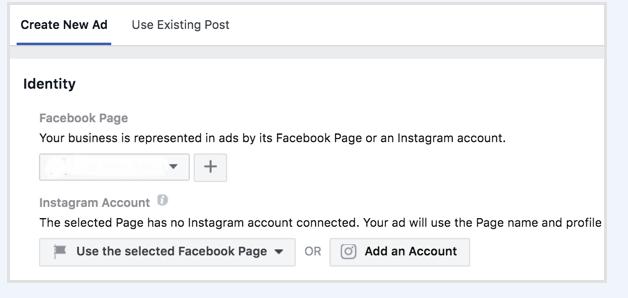 45 identitas iklan facebook