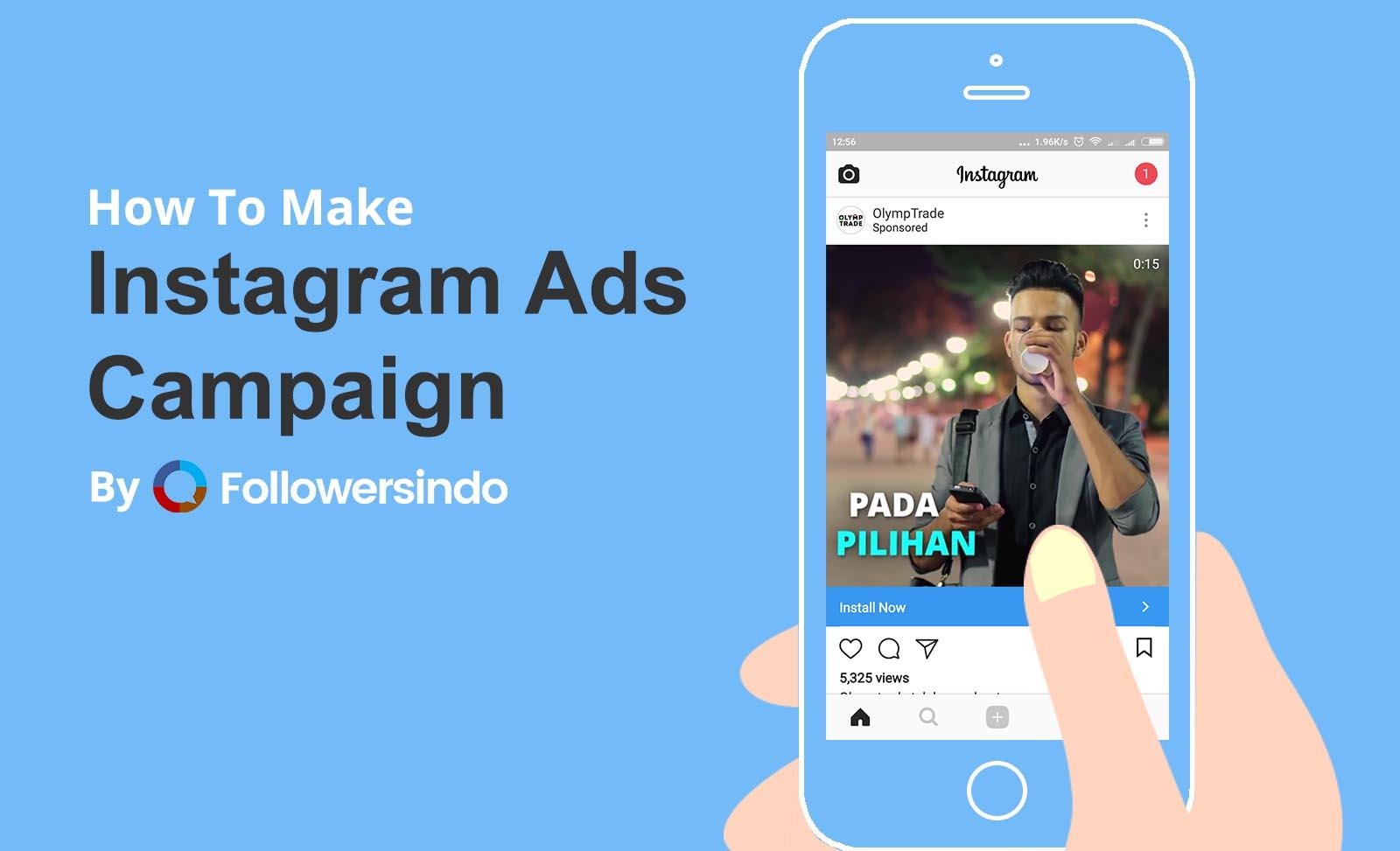 3 Cara Membuat Iklan Di Instagram Step By Step Guide Update 2019