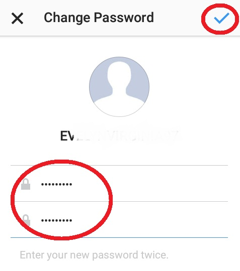 Lupa password Instagram? Reset dengan email dan username di android