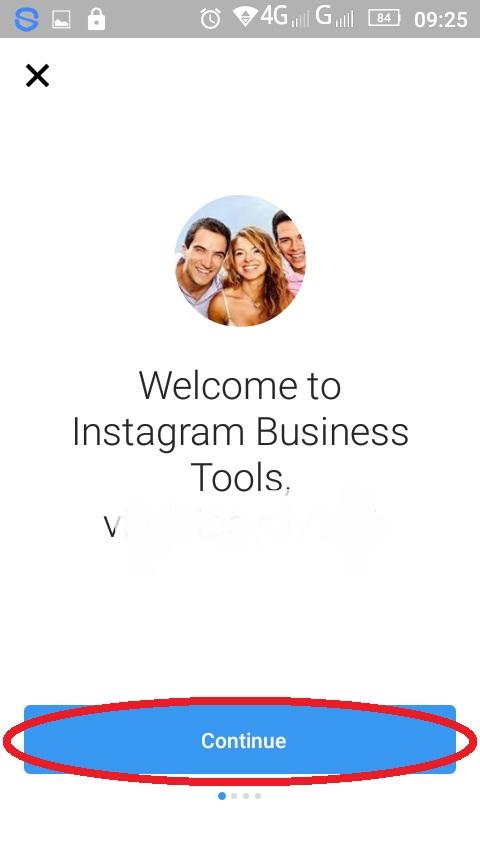 Cara membuat akun bisnis di Instagram