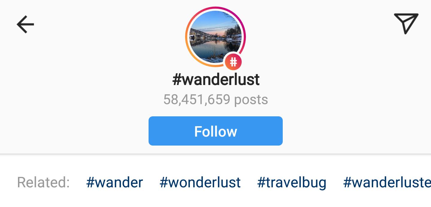 hashtag untuk marketing online Instagram 2018