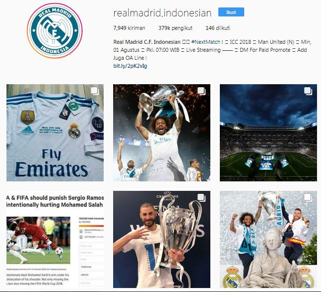 Perubahan Algoritma Instagram 2018