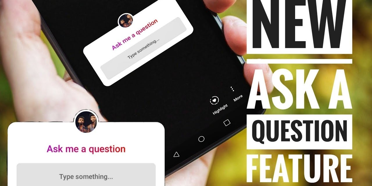 Fitur Tercanggih Buat Engagement sama Follower dan Viewer! Fitur Question Insta Story