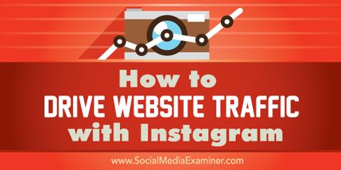 Buka Startegi Mengundang Traffic Instagram ke Website Landing Page