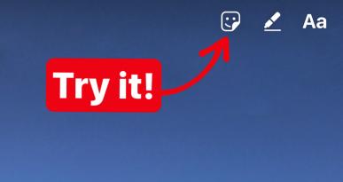 Cara Menambah Musik dan Stiker di Insta Story dan IG TV
