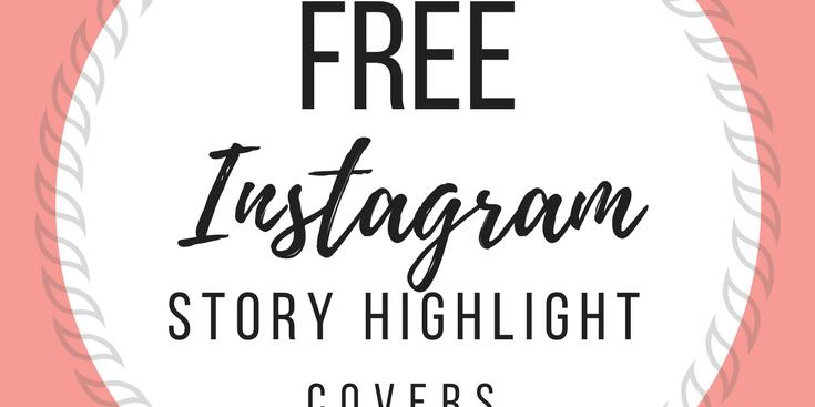 Dapatkan Sekarang Juga!30 Ikon Highlight Insta Story Gratis untuk Bisnis Online