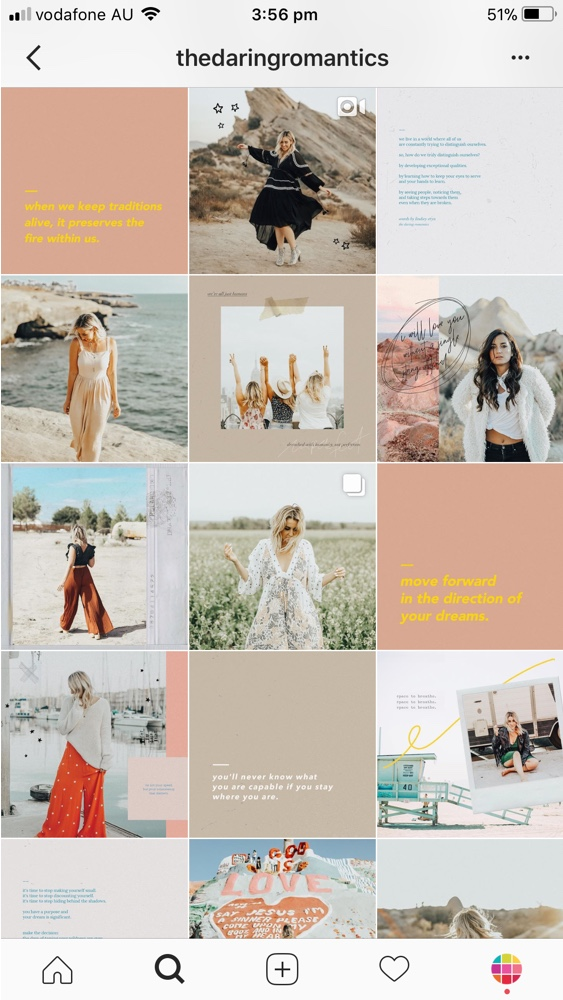 16 akun Instagram kreatif dambaan 2018