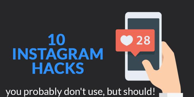 Disinilah kamu bisa buktikan 10 hacks Instagram untuk marketing Instagram terbaik!