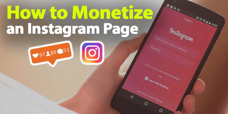 Buka Rahasia cara memperloeh uang dari Instagram kamu!