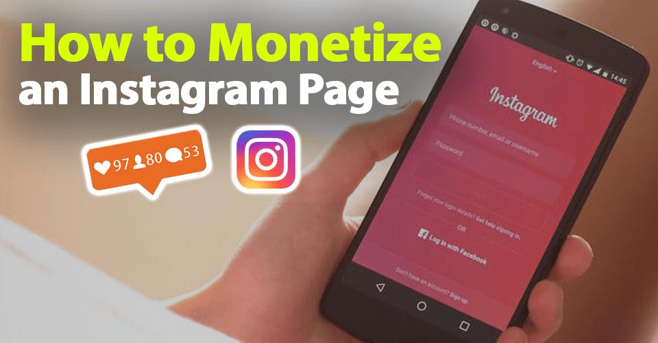 Buka Rahasia cara memperoleh uang dari Instagram kamu!