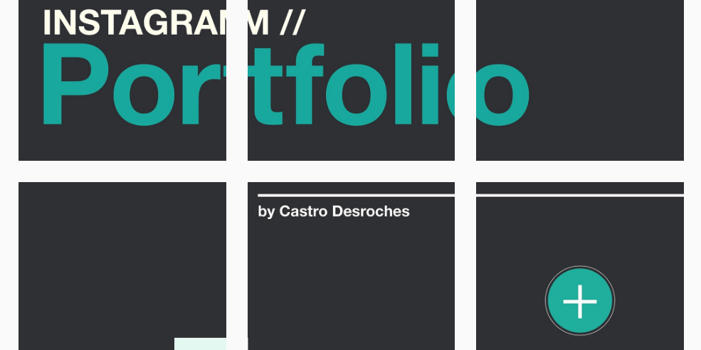 Cara optimasi portofolio Instagram 2018