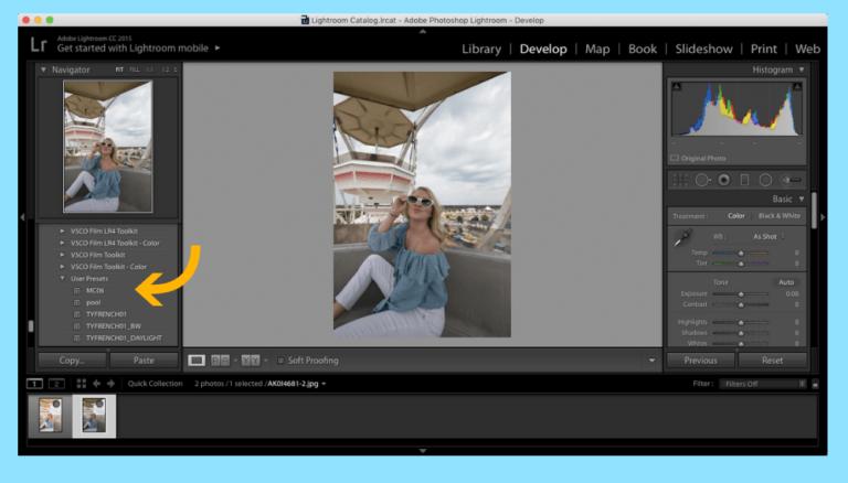 Inilah cara edit foto Instagram dengan Lightroom Preset 2018!