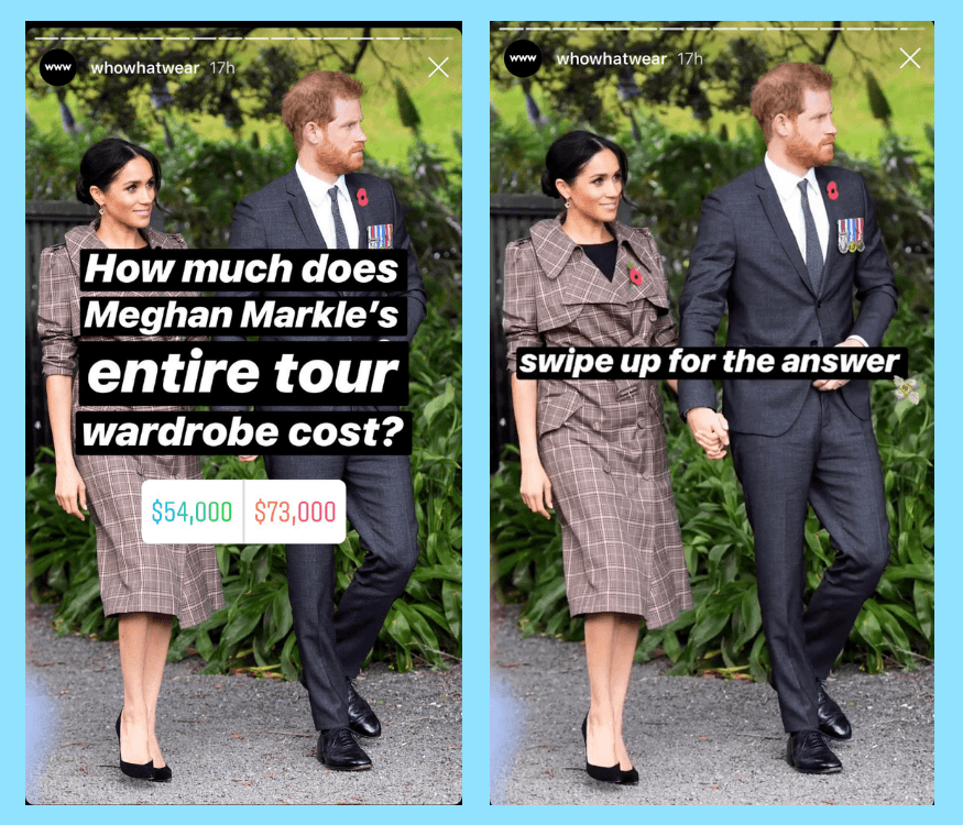 Yuk liat 6 cara unik memakai Instagram story polls