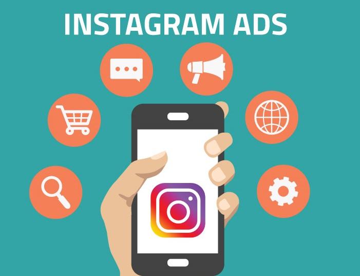 Beberapa fitur Instagram ads