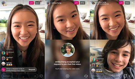 Instagram Live Cara Menambah Likes Instagram
