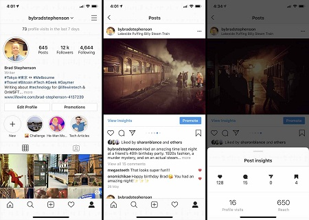 Iklan di Instagram: Metrik Penting dan Analisa