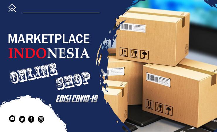 Marketplace Indonesia Terbaik 2020